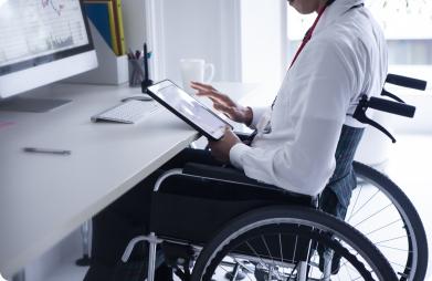 障害者雇用促進法について